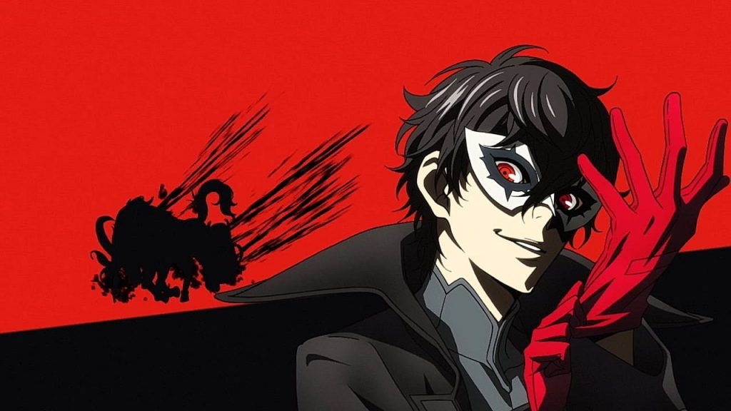 Persona 5 The Animation 1